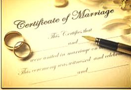 marriage license info for Daytona Beach, Deland, New Smyrna