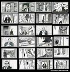 "ON THE RUN ""storyboards"" a film by Peter Alessandria"