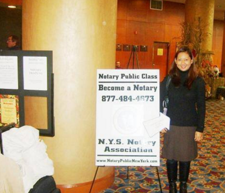 Become A New York Notary Public Today