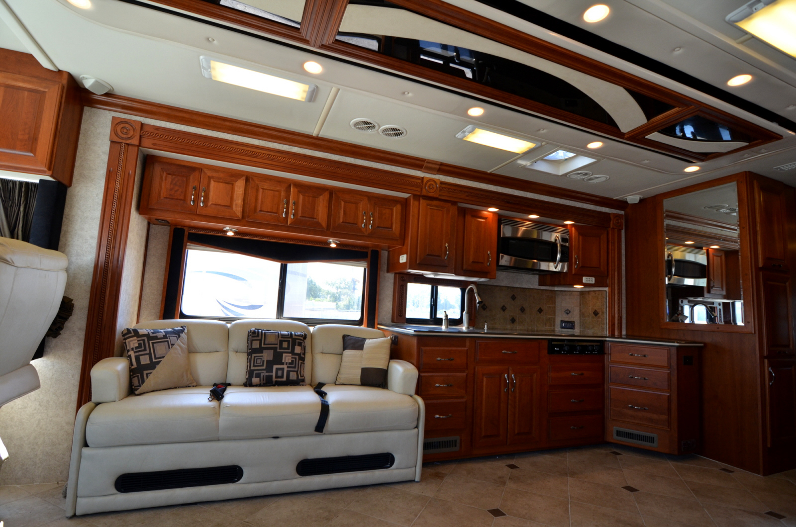 Cool RV Parts 2003 MONACO SIGNATURE MOTORHOME FOR SALE RVs Campers