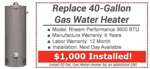 2 Ton Goodman 13 SEER A/C only $2,100 Installed!