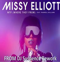 Missy Elliott, Pharrell, DJ Suspence, Hip-Hop, Dance, Remix, How, They Do, Where, They, From