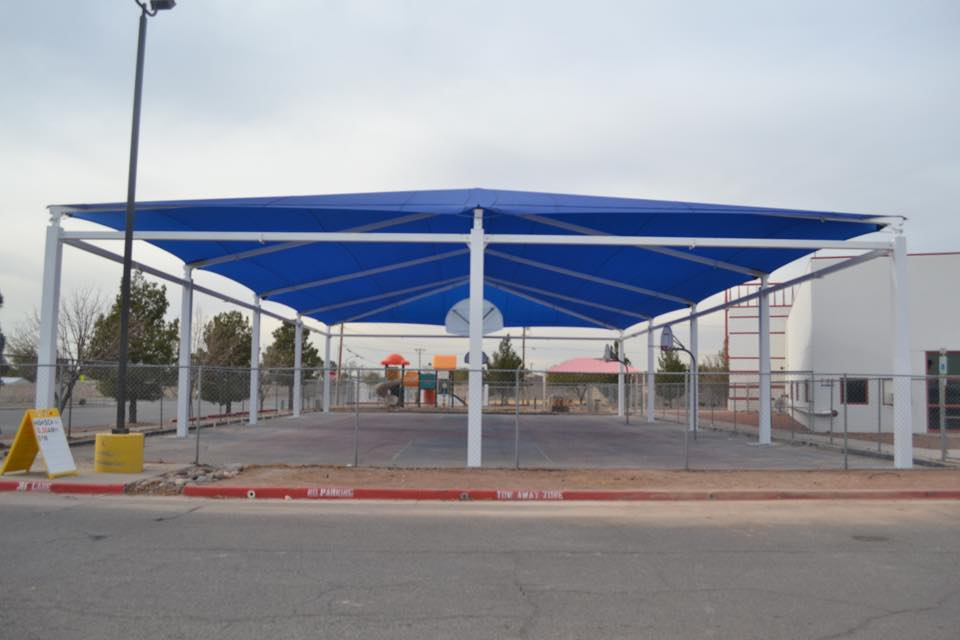 Art On Iron Counts With All The Insurances Required By City Letting Us Build Canopies In Different Schools And Daycares El Paso Las Cruces Area