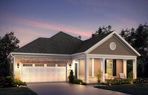 Patio Home Floorplans Available In Pittsburgh Pa By Scarmazzi Homes
