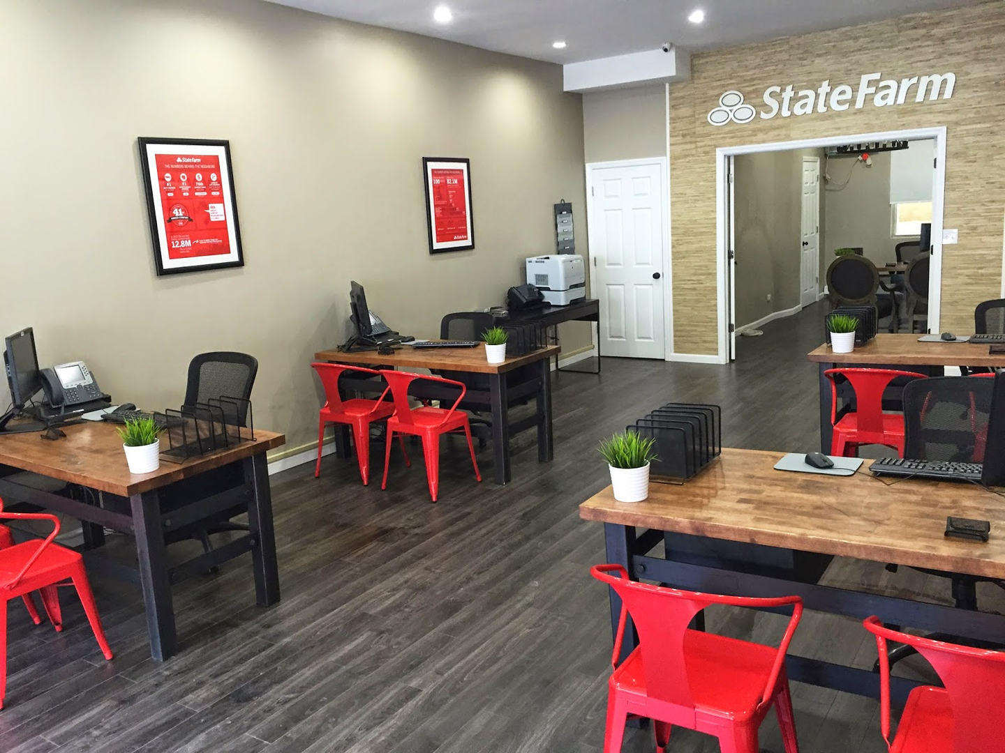 Multiple State Farm Agent Offices Houston Texas