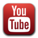 youtube logo image,social media icon,video channel link image,club video page icon