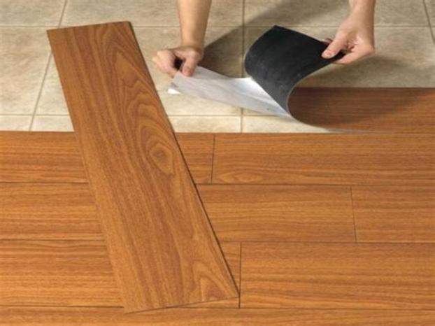 Linoleum Or Vinyl Floor Installation