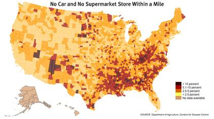 Food Desert Map Grow Ohio Valley