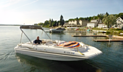 Photo of Rental Boat at Swan Valley Marina
