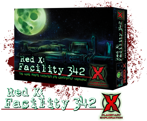Red X: Facility 342