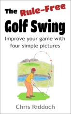 Book cover - Rule-Free Golf Swing
