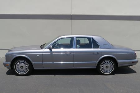 2000 Rolls-Royce Silver Seraph for sale at Motor Car Company in San Diego, California