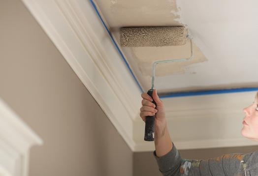 CEILING & WALL PAINTING SERVICE