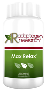 Adaptogen Research, Max Relax