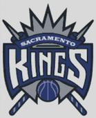 Sacramento Kings Cross Stitch Chart Pattern