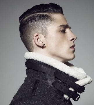 Pleasing Hairstyle For Men Women Step By Step 2016 Hairstyles For Men Maxibearus