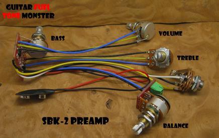 SBK Series Preamps