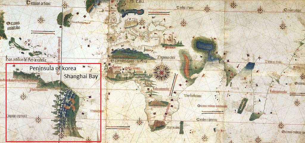 Terra australis incognita and the first maps of the new world in the first two images below it is possible on the left side to detect yet again as in piri reis map the coasts of east asia gumiabroncs Images