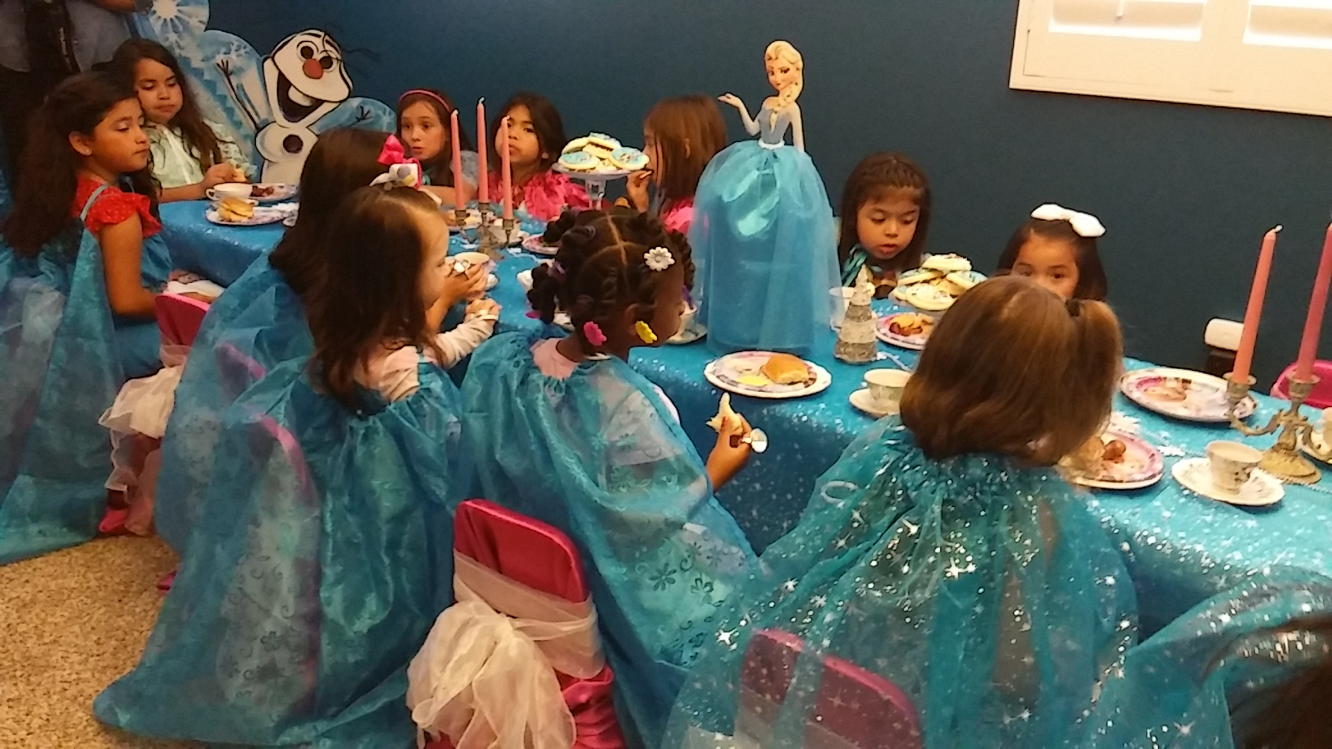 Spa Party Divas On The Go - Kids Spa Parties, Glamour Parties
