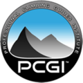 Professional Climbing Guides Institute Logo
