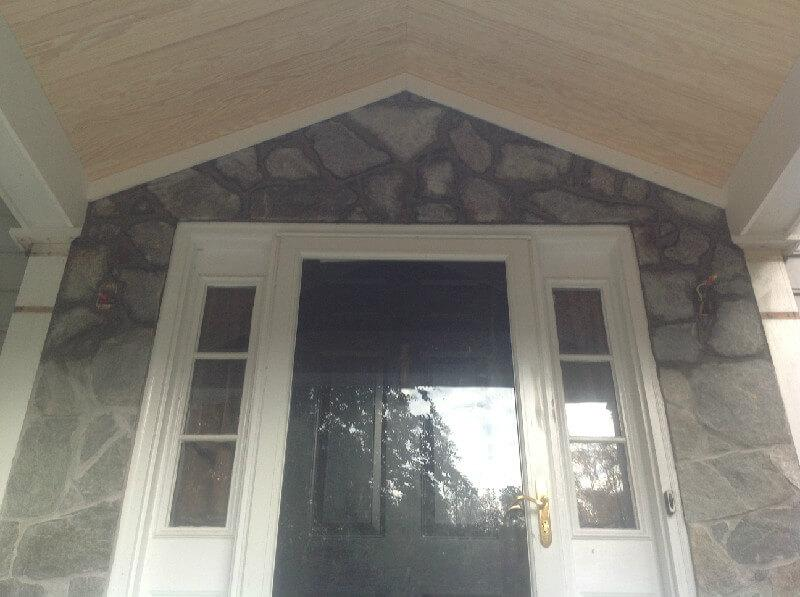 Stone Foundation Veneer