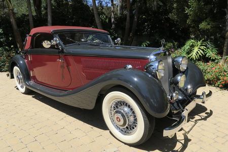 1938年 メルセデス ベンツ 320A カブリオレ