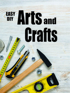 DIY easy arts and craft projects and unique ideas. www.DIYeasycrafts.com