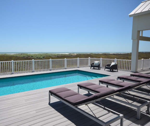 Vacation Rental Beach House Aquamarine Beach House Port Aransas Tx