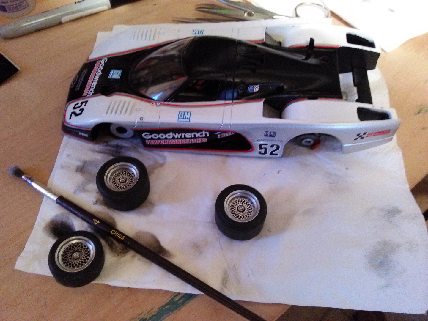 Model building projects and how-to articles of Tim Bongard