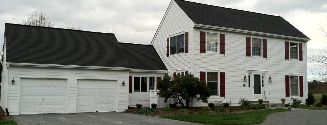 James Hardie Arctic White Siding Contractors