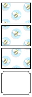 Bumblebee Booths Photo Strip sample #4