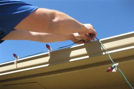 Holiday Light Installation Services and Cost| McCarran Handyman Services