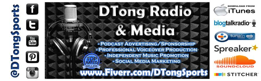 Advertising and Sponsorship on DTongRadio