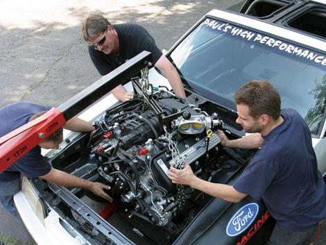 Engine Replacement Services and Cost Engine Replacement and
