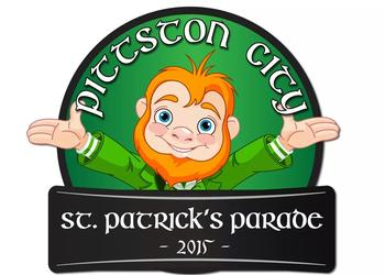 Pittston City St. Patrick's Day Parade 2016
