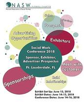 Social Work Conference Sponsor and Exhibitor Prospectus