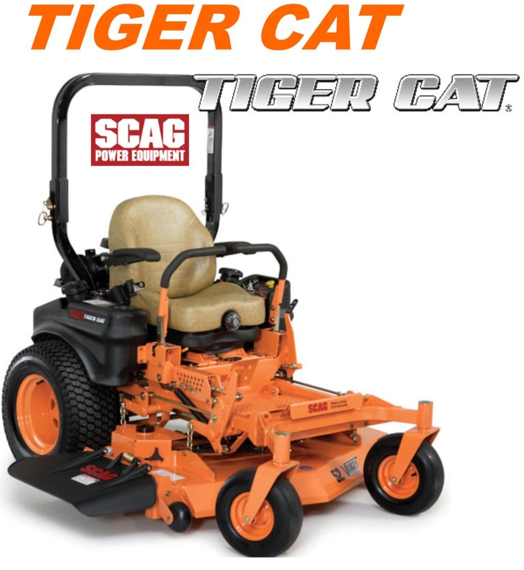 Scag Tiger Cat Wiring Harness