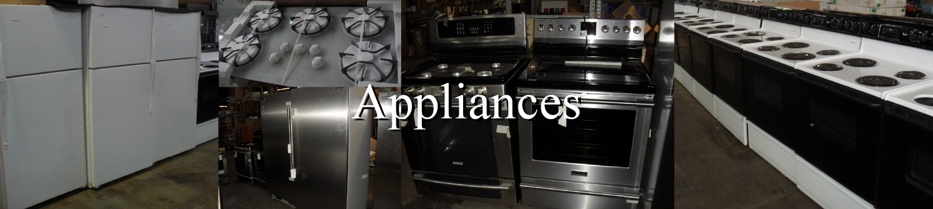 Warehouse Kitchen Appliances Home