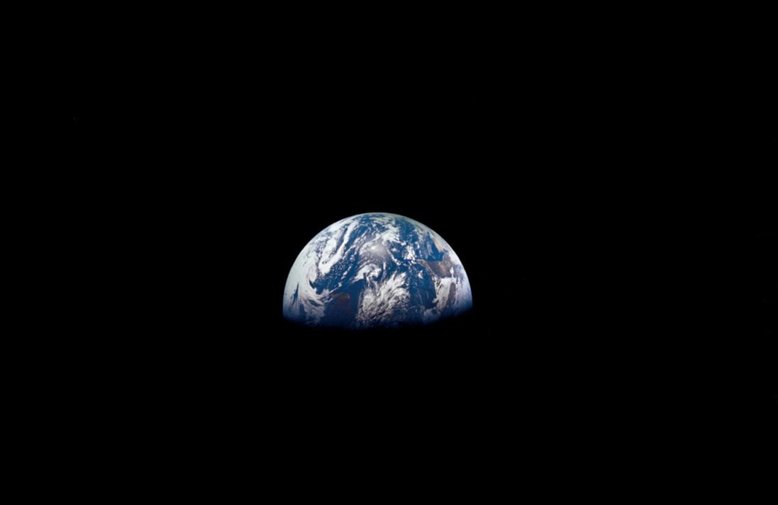 Anthropocene Alliance - Photo of Earth