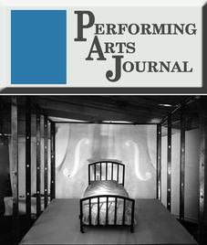 Performing Arts Journal, essay by Larry Qualls on Five Video Artists - Wodiczko, Thater, Taylor, Biggs and Dedeaux