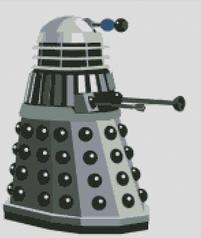 Doctor Who - Silver Dalek