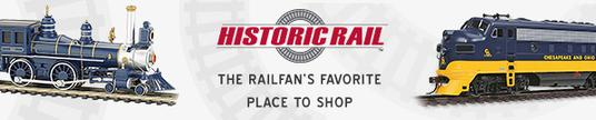 Historic Rail Shop Now