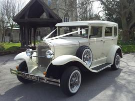 Wedding Car Hire Essex Barnsdale Saloon