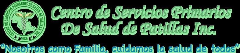 Centro Servicios Primarios de Salud de Patillas Inc.