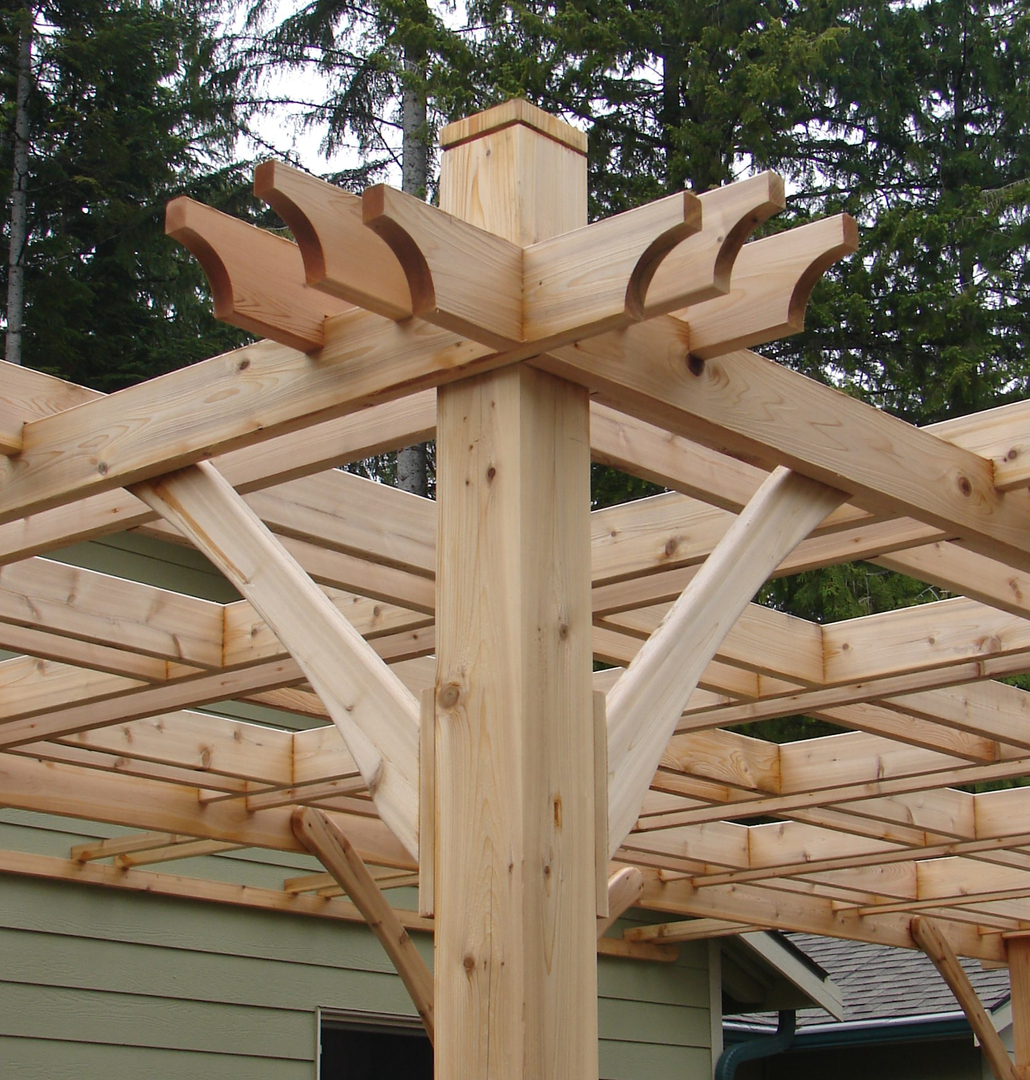 - Legacy Pergolas: Custom Arched Pergolas And Pergola Kits