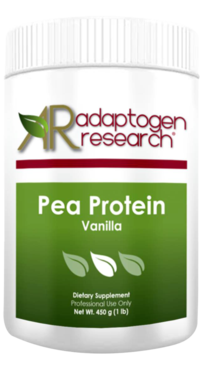 Adaptogen Research, Pea Protein