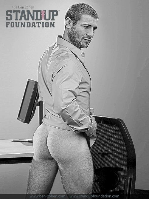 ben cohen ass naked nude