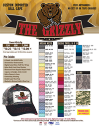 Grizzly Flyer PDF