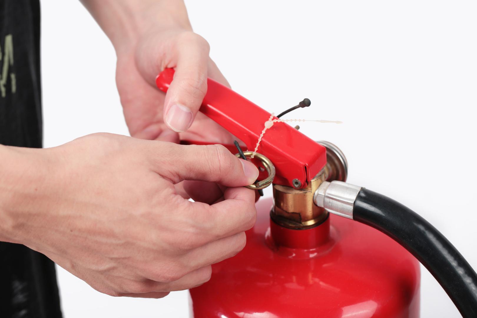 Fire Extinguisher, Hydrostatic Testing - Louisiana Fire