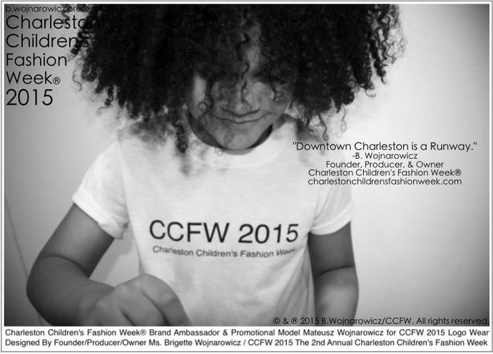 Mateusz Wojnarowicz Kidpreneur Founder, Producer, & Owner of Charleston Children's Fashion Week.